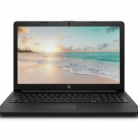 HP 15.6in Intel Celeron 4GB Ram 1TB HDD FHD Windows 10 Laptop Bundle - Black