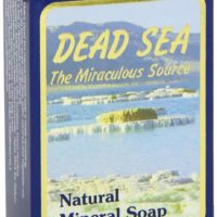 Malki Dead Sea Soaps - 100% Natural Mineral Soap 90G