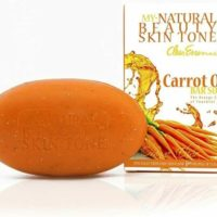 My Natural Beauty Skin Tone Line:Clear Essence Carrot Oil Soap 6.1Oz