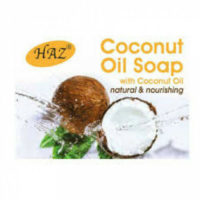 Haz Coconut Oil Soap 100g