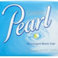 8 x Cussons Pearl Creamy Soap Bars 90g Each Indulgent Beauty Soap Ladies Skin