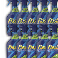 Flash Ultra Power ANTIBACTERIAL Spray (10 x 500ml)