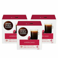 Original NESCAFÉ Dolce Gusto Americano Coffee Pods 3 x16 pack - 48 Servings