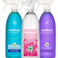 Method Mixed Pack Spray 3X 828ml or Individual Bottle
