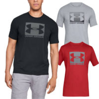 Under Armour Mens Boxed Sportstyle Short Sleeve T Shirt