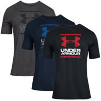 Under Armour Mens GL Foundation Short Sleeve Graphic T Shirt