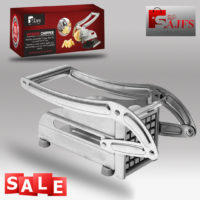 Stainless Steel Potato Chipper Cutter Chopper Slicer French Fry Chip -SAJFS®