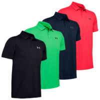 Under Armour Mens 2020 Vanish Wicking Quick Dry Stretch Polo Shirt 46% OFF RRP