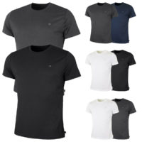 Calvin Klein Mens 2020 Harlem Quick Dry Crew Neck 2 Pack T-Shirt 38% OFF RRP