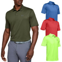 Under Armour Mens Performance 2.0 UA Stretch Golf Polo Shirt 32% OFF RRP