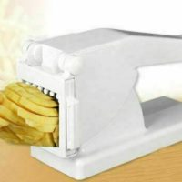 Potato Chipper UK Cutter Chopper Slicer French Fries Chip Vegetables Fruit Tool